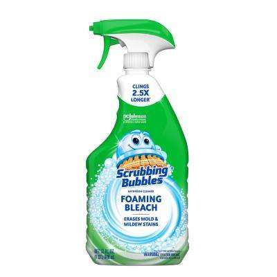 32 fl oz Foaming Bleach Bathroom Cleaner
