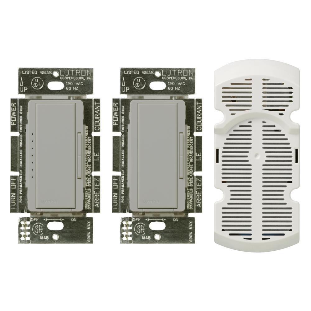 Maestro Multi-Location Fan Control Kit, Gray