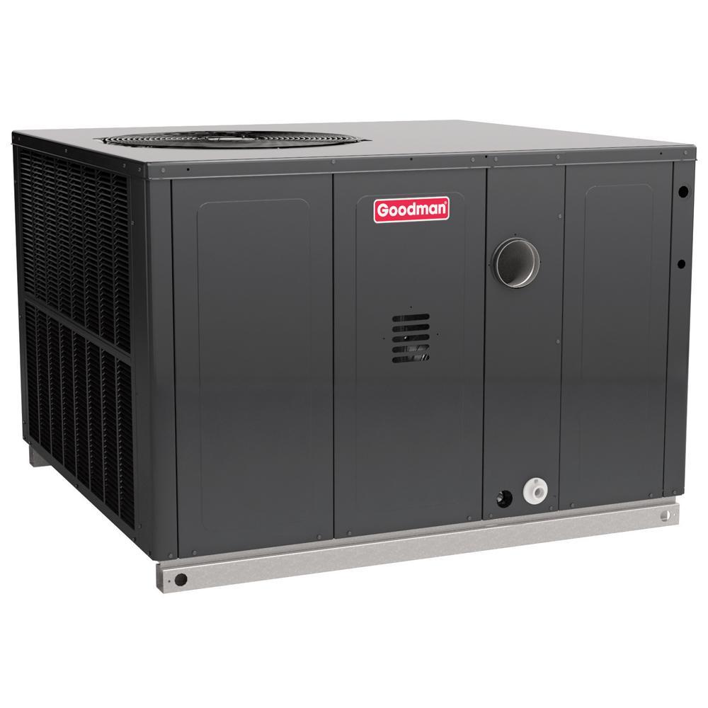 Goodman 4 Ton 16 Seer 81 Afue 100 000 Btu Heating R 410a