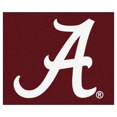 University of Alabama 5 ft. x 6 ft. Tailgater Rug