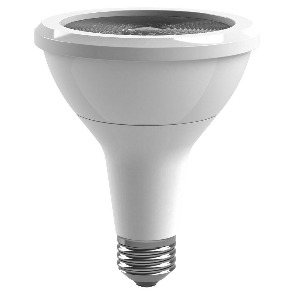 GE 75W Equivalent Soft White (2700K) PAR30 Long Neck