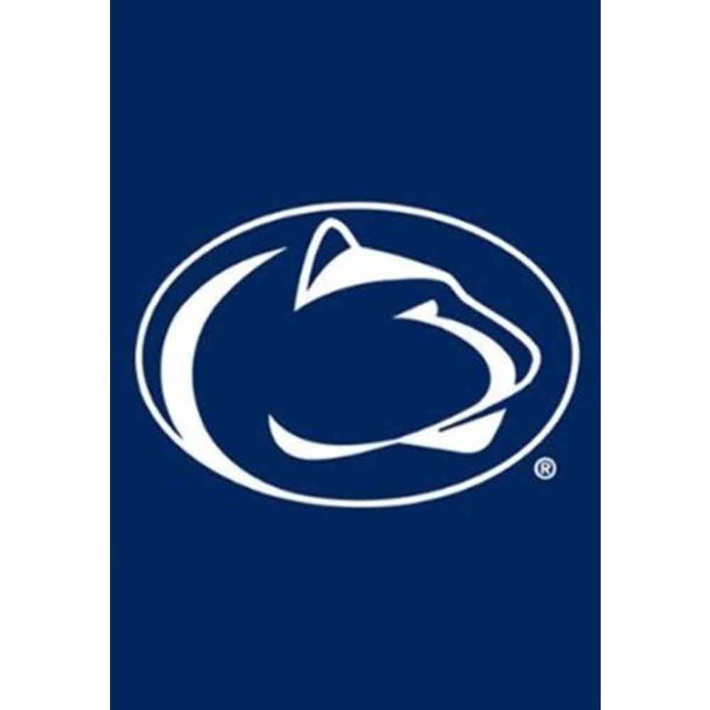 NCAA 12-1/2 in. x 18 in. Penn State 2-Sided Garden Flag