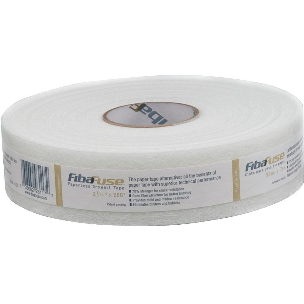 Best Drywall Tape : Saint gobain adfors in ft paperless drywall