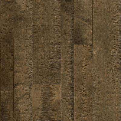 Take Home Sample - Maple Forest Trail Solid Hardwood Flooring - 5 in. x 7 in.