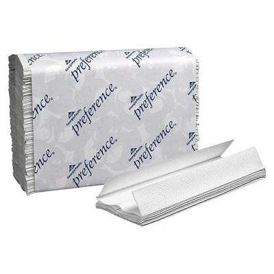 Preference White C-Fold Paper Towels (2400 per Carton)