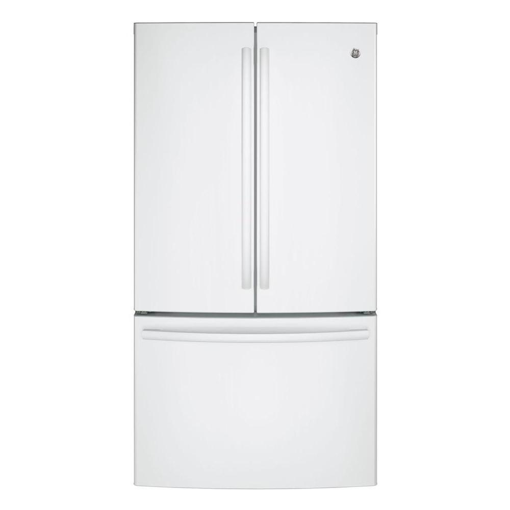 Door within door refrigerators appliances the home depot for Five foot french doors