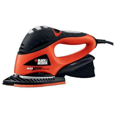 1.4 Amp 5 in. Corded 4-in-1 Mega Mouse Sander