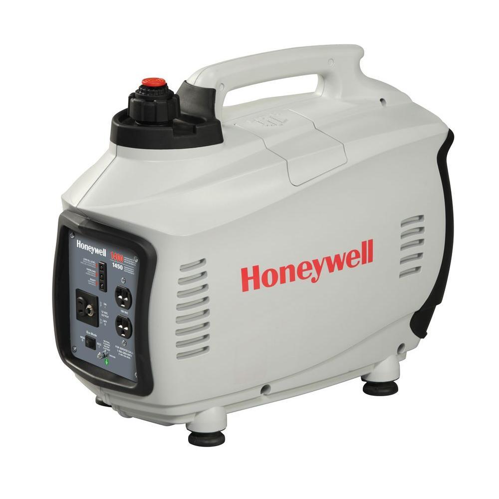 Honeywell 1,400-Watt Gas Powered AC Power Inverter