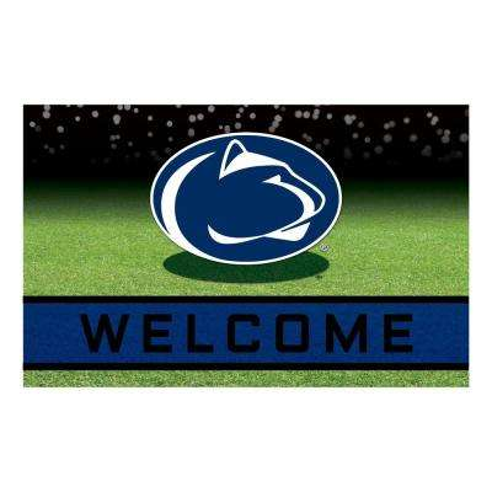 Penn State 18 in. x 30 in. Rubber Door Mat