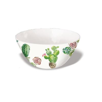 Desert Garden Melamine Bowl (Set of 6)