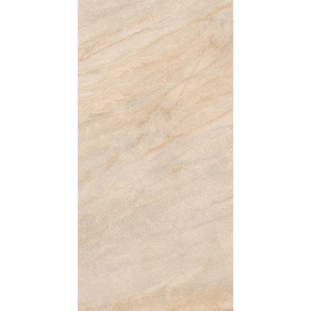 Caledonia Sand 12 In X 24 Porcelain Floor And Wall
