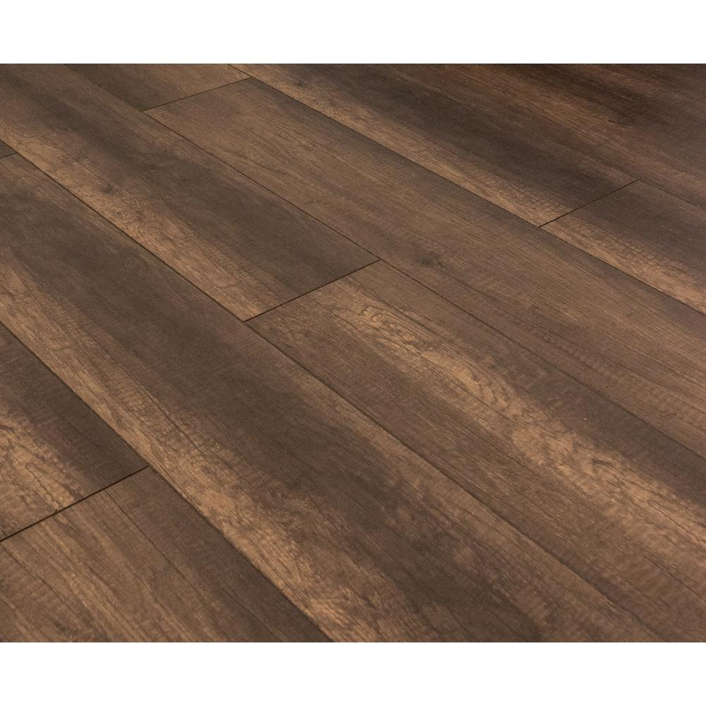 Home Decorators Collection Burlington Hickory 12mm Thick X 8 03 In