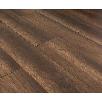 Burlington Hickory 12mm Thick x 8.03 in. Wide x 47.64 in. Length Laminate Flooring (15.94 sq. ft. / case)