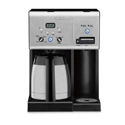 Coffeemaker with Hot Water System