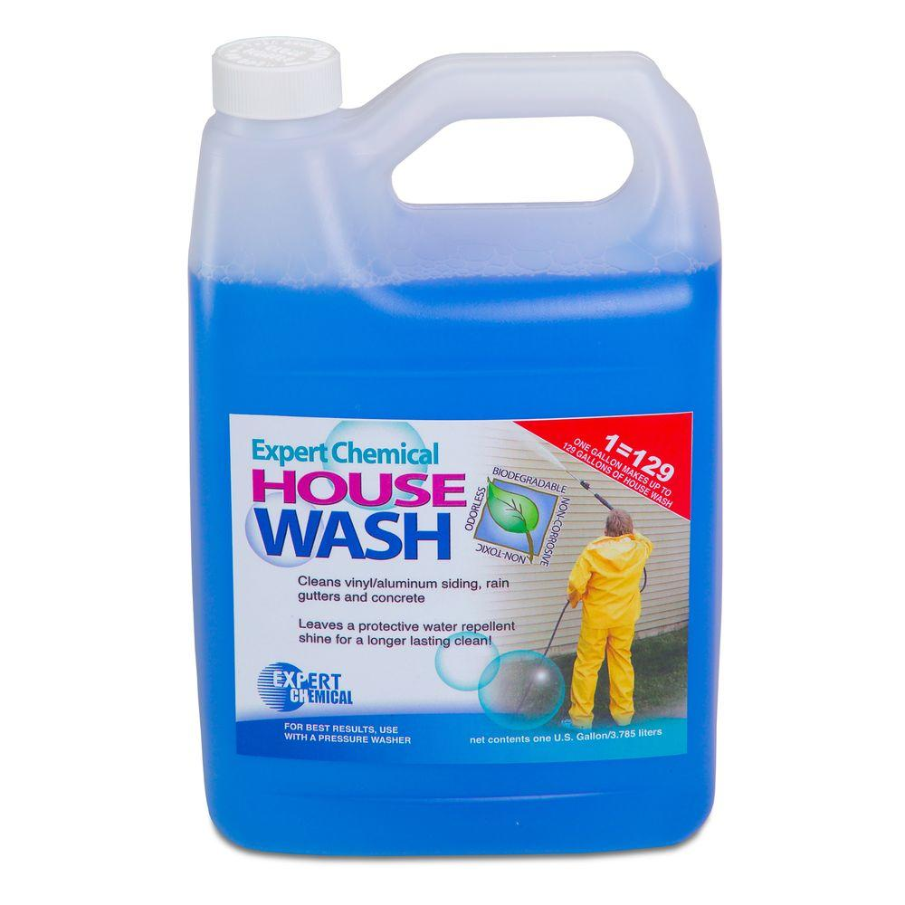 Expert Chemical 128-oz. House Wash