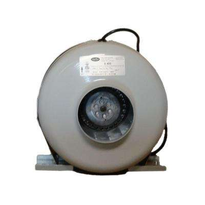 S400 120 CFM Variable Mount Ceiling or Wall Bathroom Exhaust Fan and 4 in. High Density Carbon Filter Combo