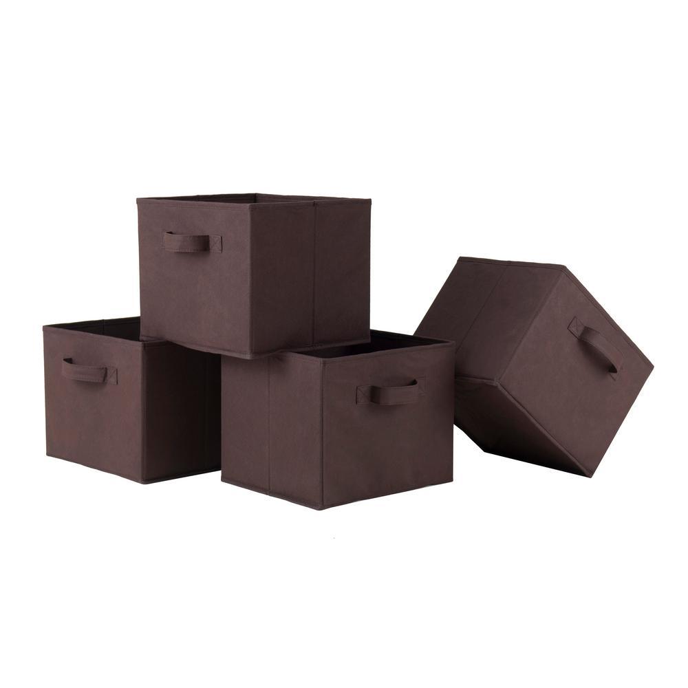 Winsome Capri Chocolate (Brown) Storage Furniture
