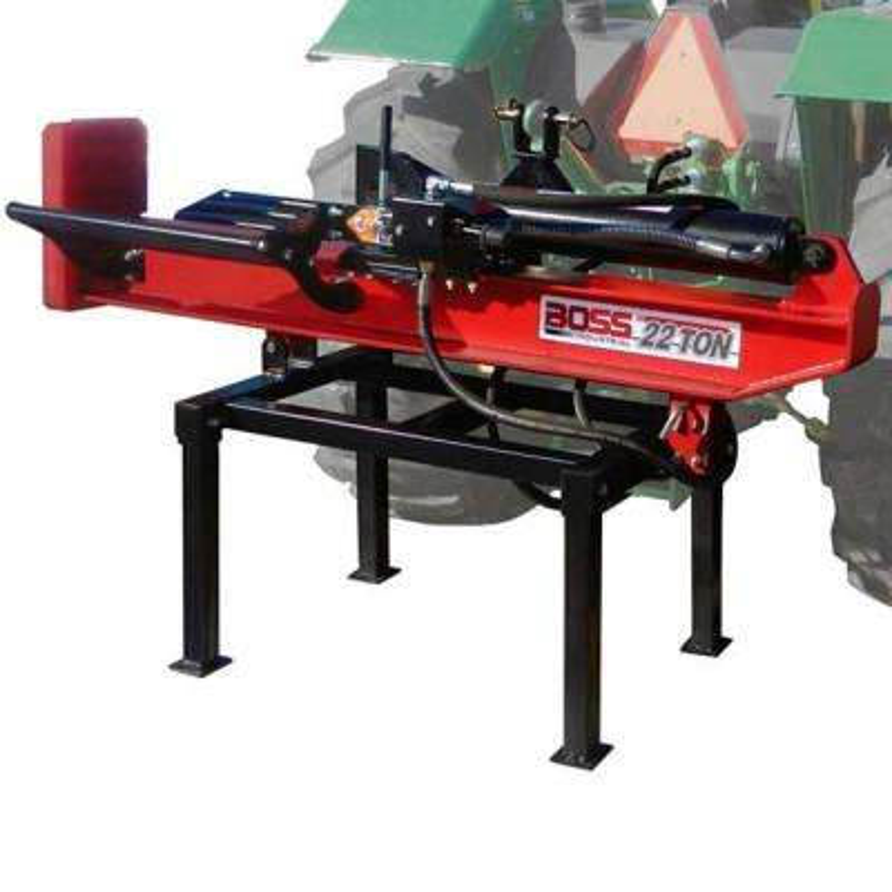 3Pt 22 Ton Horizontal/Vertical Log Splitter