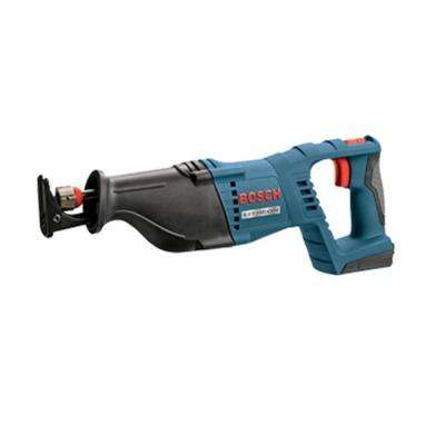 Bosch no tool blade change reciprocating saws saws the home 18 volt cordless electric variable speed reciprocating saw with 2 bi metal blades tool greentooth Image collections