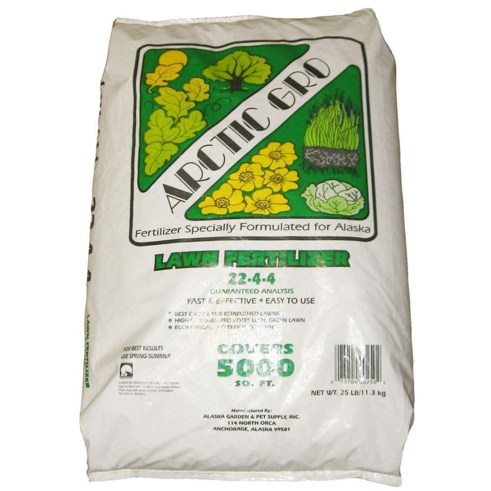 25 lb. Lawn Fertilizer