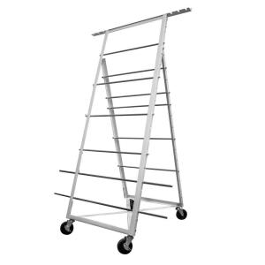 HTC Products Deluxe Mobile Clamp Rack by HTC Products
