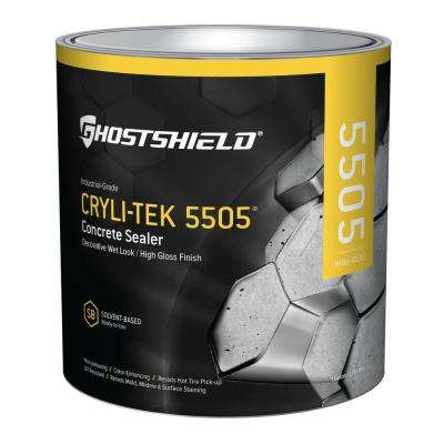 1 gal. Concrete and Masonry Water Repellent with High Gloss Wet Look Finish