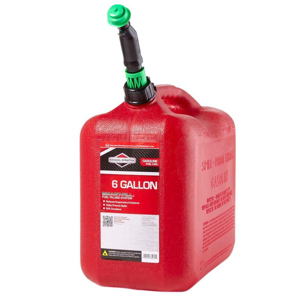 6 Gal. Gas Can