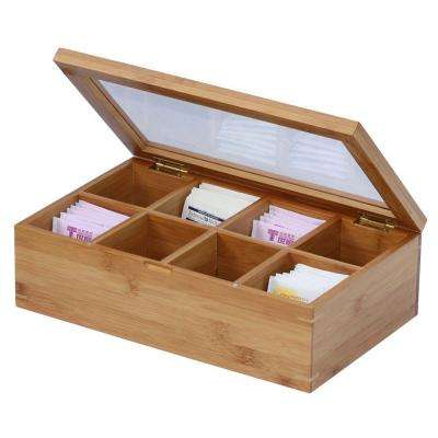 Bamboo Tea Box