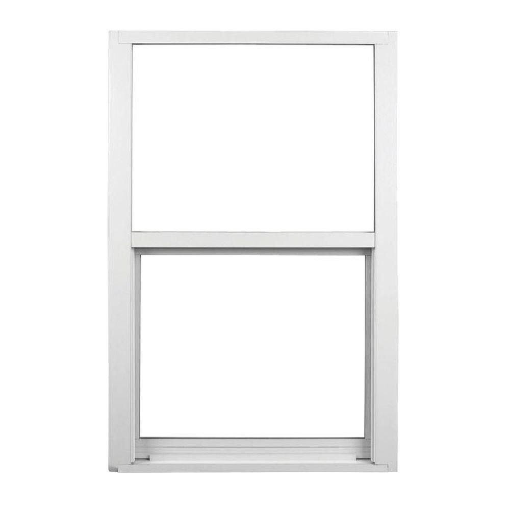 Best barns 18 in x 36 in single hung aluminum windows for Ply gem windows price list