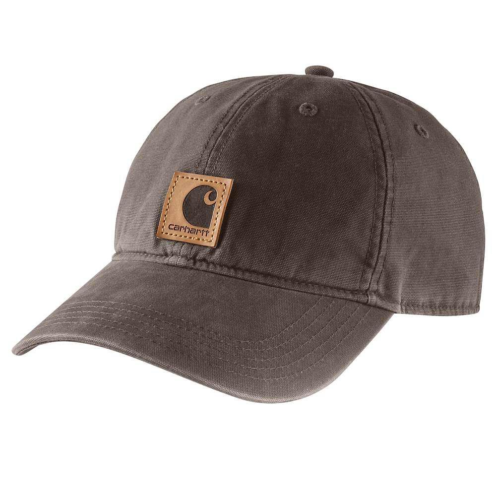 7d6e3d075defdd Canvas Walker Men's Hat-MC0005 - The Home Depot