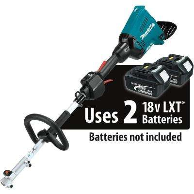 18-Volt X2 36-Volt LXT Lithium-Ion Brushless Cordless Couple Shaft Power Head (Tool-Only)