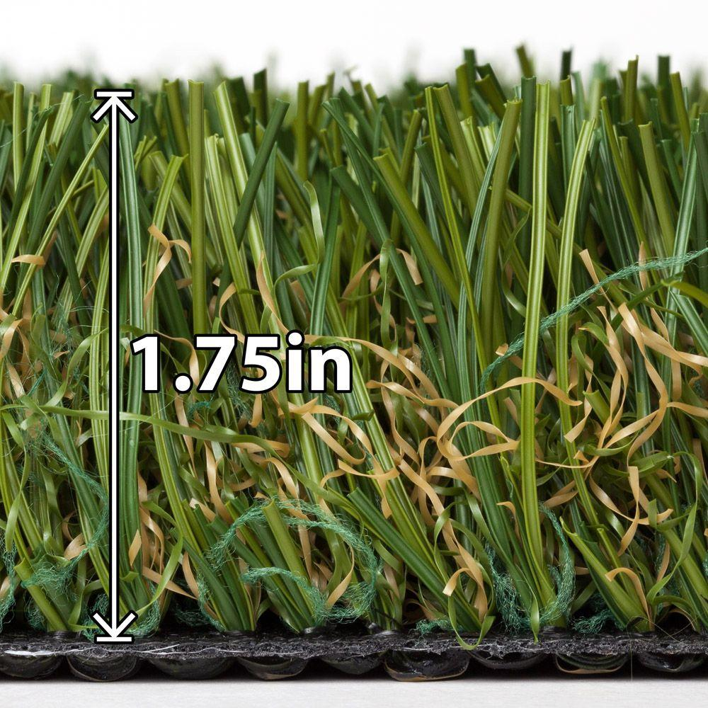 Natco Tundra 5 ft. x 10 ft. Supreme Lawn Artificial Turf