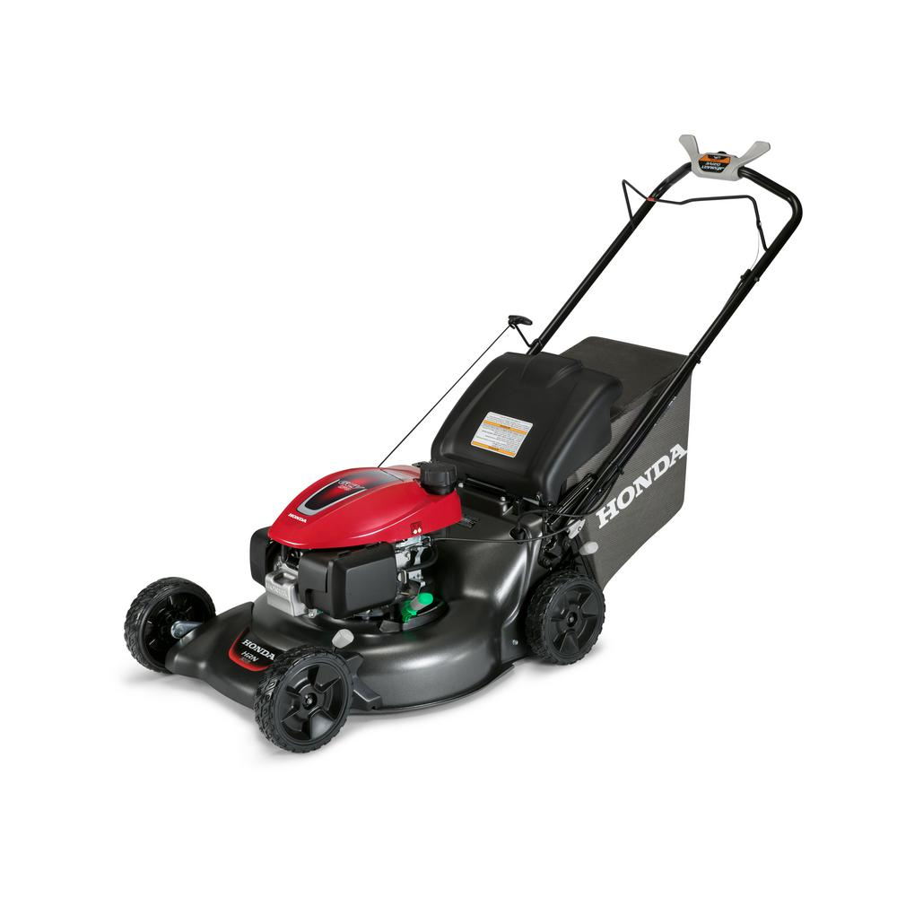 Honda 21 Inch  3 in 1 (Best Gas Walk Behind Self Propelled Lawn Mower)