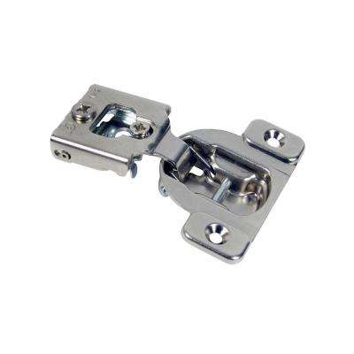 Blum Compact 1/2 in. Overlay Frame Cabinet Hinge (2-Pack)