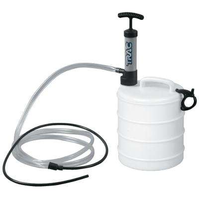 7.5 Qt. Fluid/Oil Extractor, White