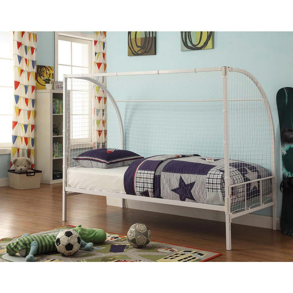 Boltzero Twin Steel Kids Bed