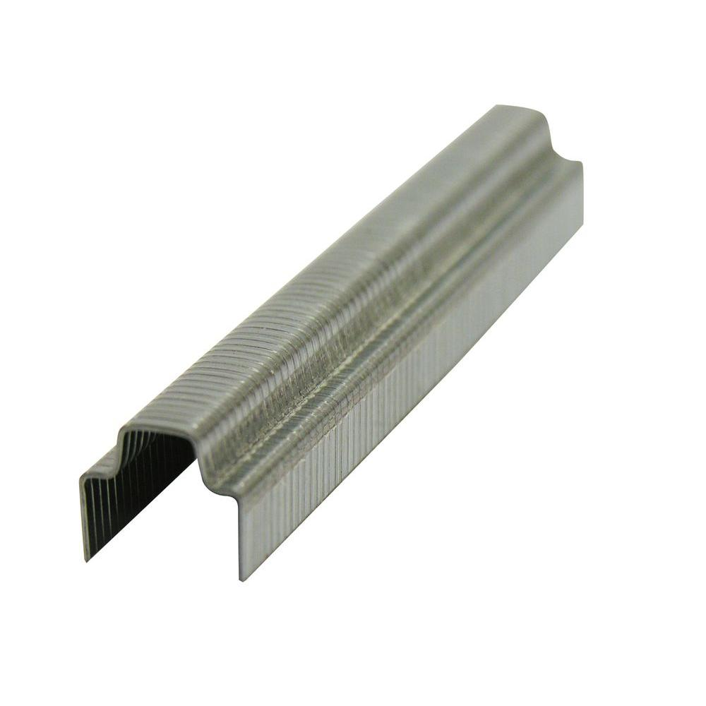 Gardner bender 5 32 in silver metallic staples 625 pack for Gardner products