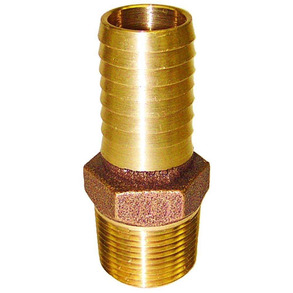 1/2 in. Brass Insert x MPT Adaptor