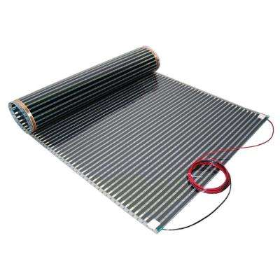 20 ft. x 36 in. 120-Volt Floor Heating Film (Covers 60 sq. ft.)