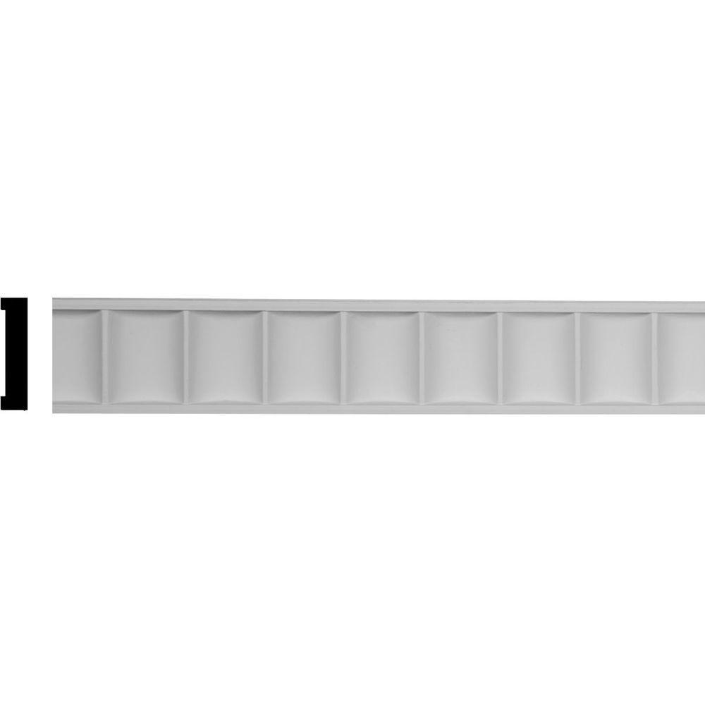 Chair Rail Wm 297 Part - 23: 5/8 In. X 3 In. X 94-1/2 In