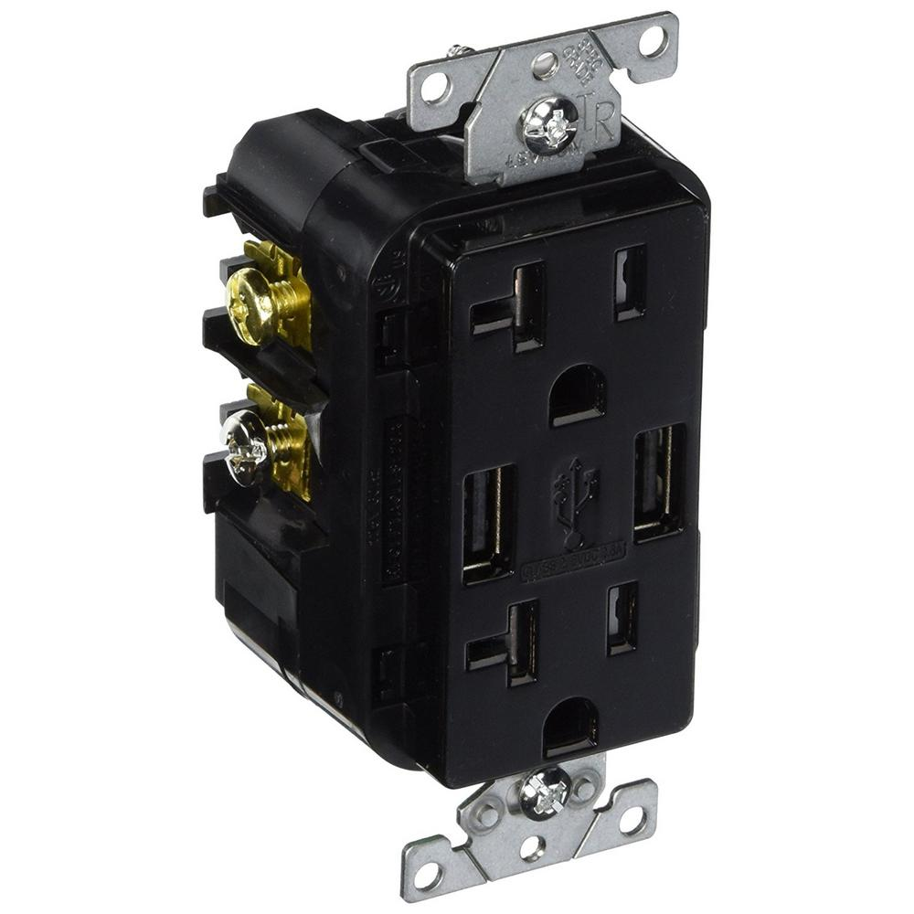 Outdoor Electrical Cover Box likewise 20   Electrical Outlets likewise 301361644 besides 823716 as well 301767701. on leviton usb outlets home depot