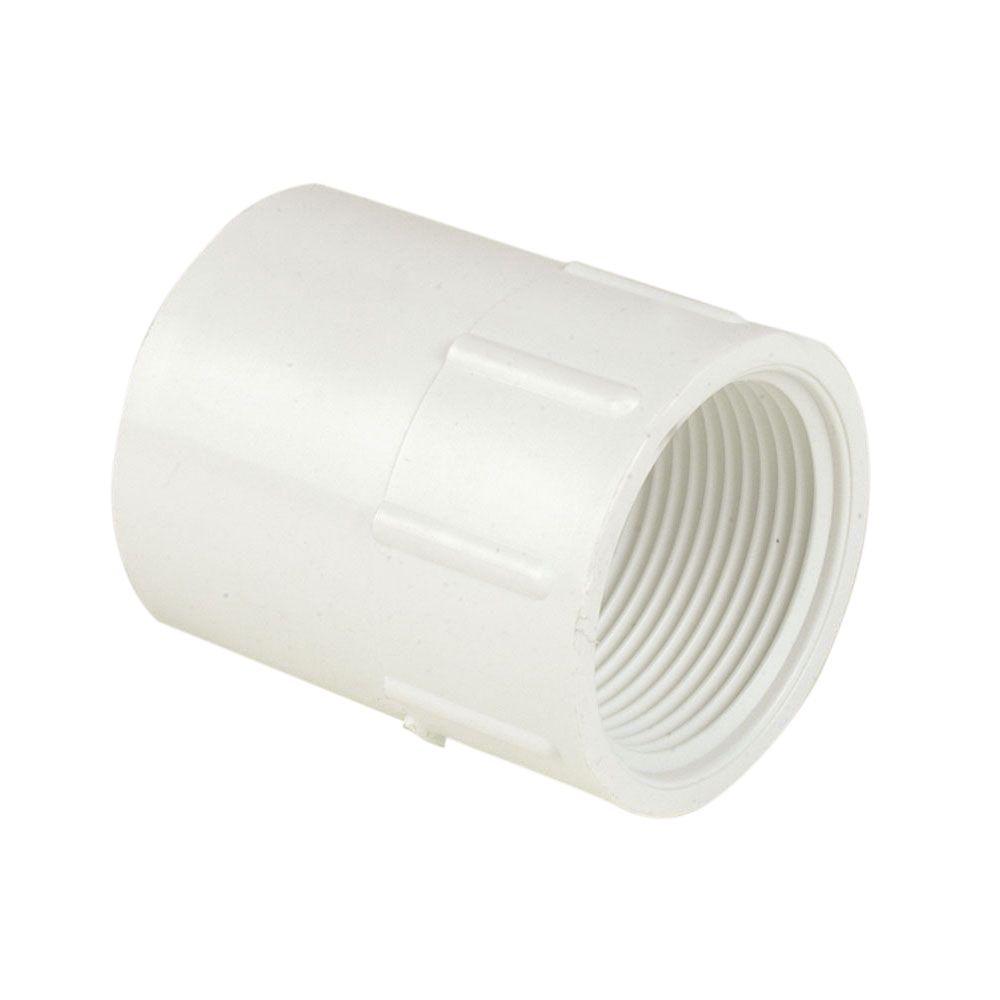 2 in. Schedule 40 PVC Female Adapter
