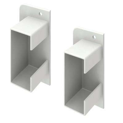 Vinyl Fencing Parts Amp Accessories Fencing The Home Depot