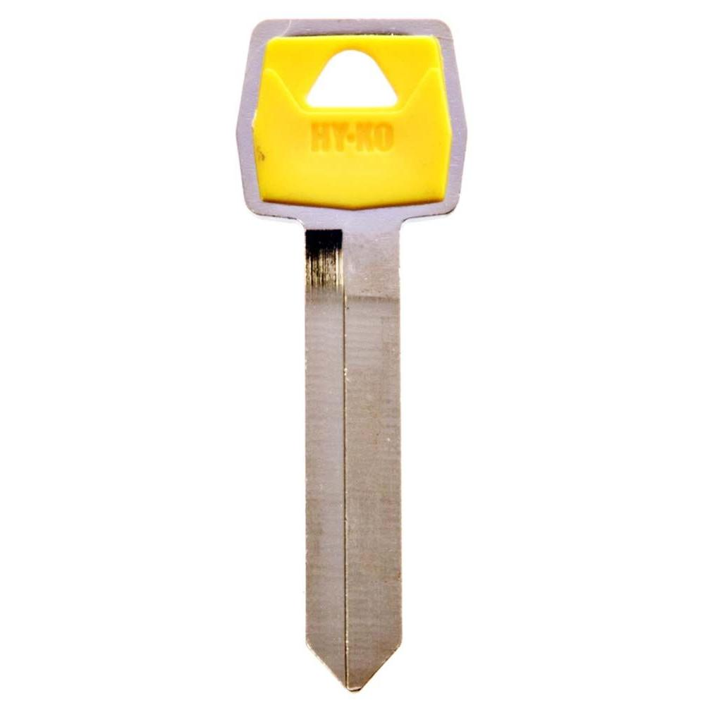 H54 Blank Ford Color-Head Key