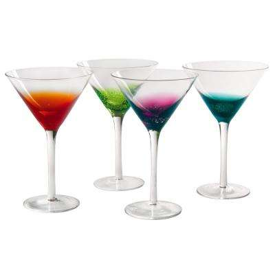 11 oz. Martini Coctail Glasses (Set of 4)