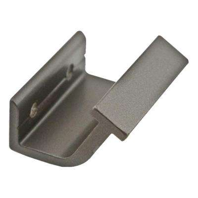 Oil Rubbed Bronze Hook Horizontal Bracket Kit