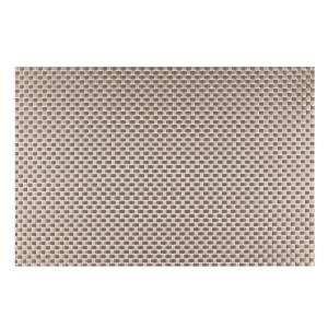Kraftware EveryTable Silver Weave Placemat (Set of 12) by Kraftware