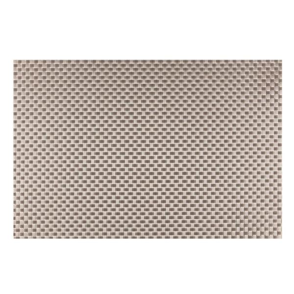 Kraftware EveryTable Silver Weave Placemat (Set of 12)