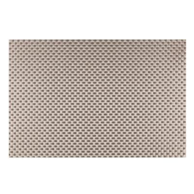 EveryTable Silver Weave Placemat (Set of 12)