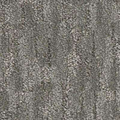 Carpet Sample - Top End - Color Track Pattern 8 in. x 8 in.